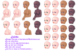 Caiella ethnic edit