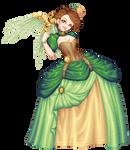 Dragyn's Steampunk Princess by phoenix1784