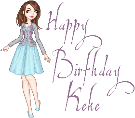 Keke's Birthday by phoenix1784
