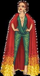 MDI2015 r3 Quetzalcoatl by phoenix1784