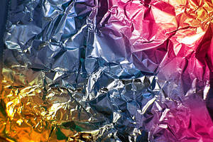 Texture - Rainbow Foil by Dori-Stock
