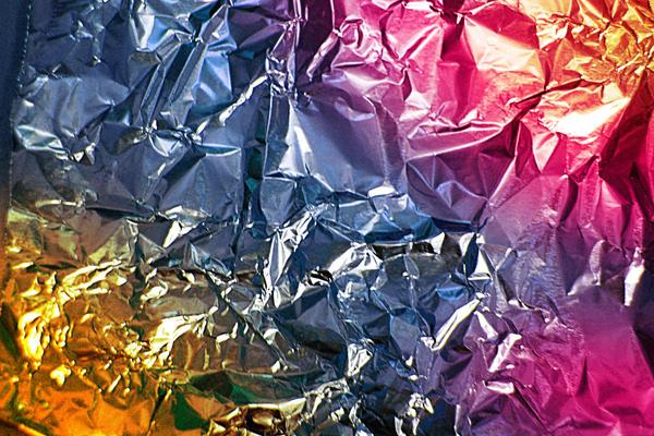 Texture - Rainbow Foil by Dori-Stock