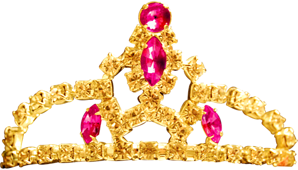Princess Tiara - Topaz