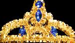 Princess Tiara - Sapphire