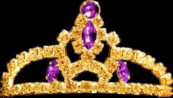 Princess Tiara - Amethyst by Dori-Stock