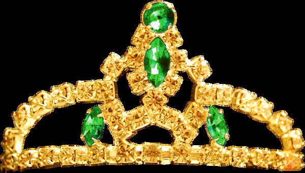 Princess Tiara - Emerald by Dori-Stock