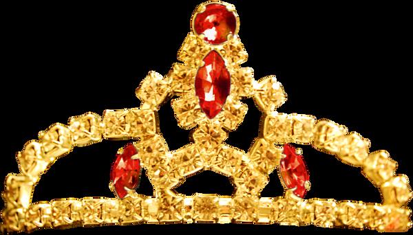 Princess Tiara - Ruby by Dori-Stock