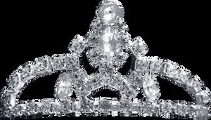 Silver Tiara - Diamond by Dori-Stock