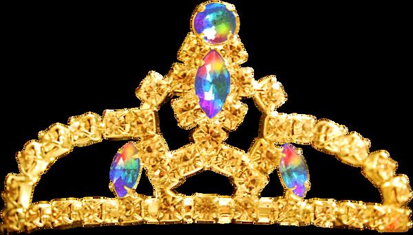 Princess Tiara - Rainbow Jewel by Dori-Stock