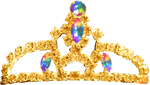 Princess Tiara - Rainbow Jewel