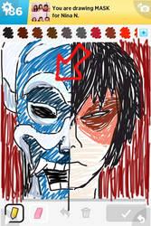 Mask by janelleLOVESudon