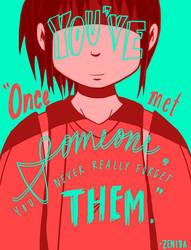 Once You've Met Someone *update* by janelleLOVESudon