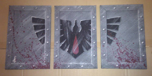 Blood Ravens by epzilon