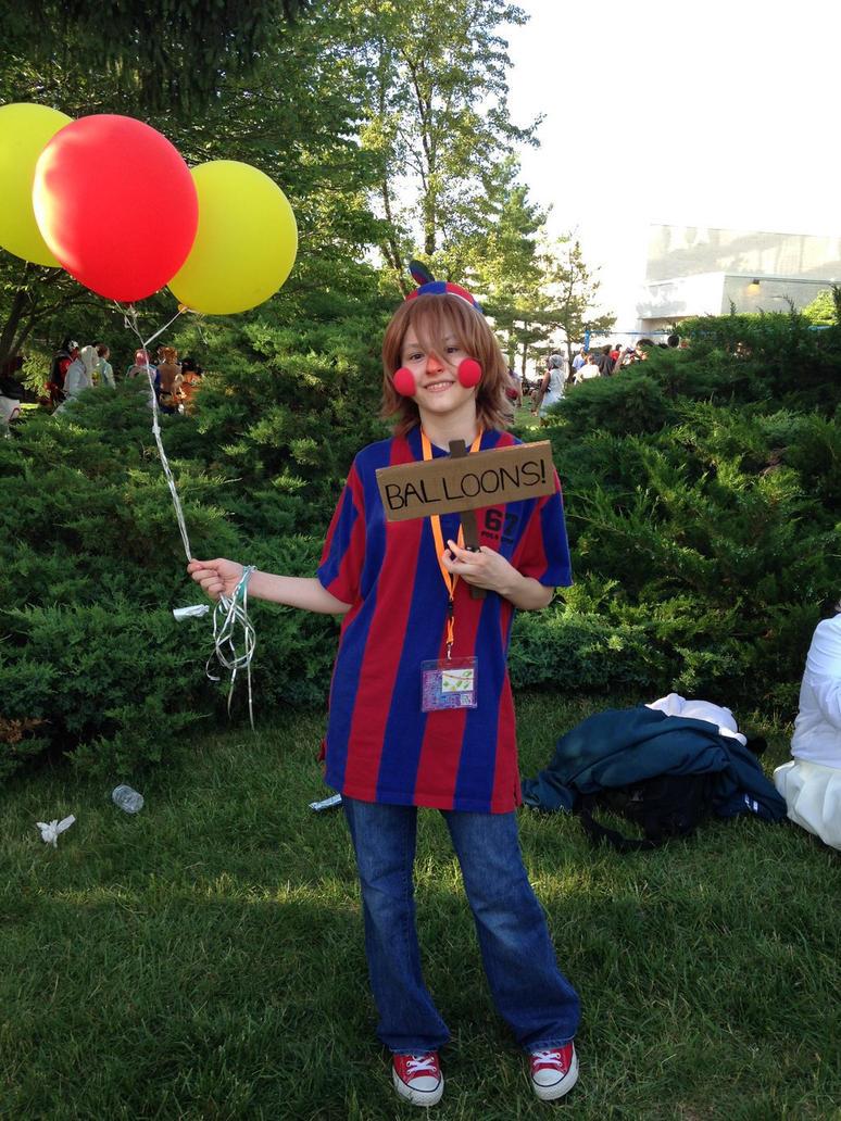 ANEXT '15 Ballon Boy by DarkRedTigr