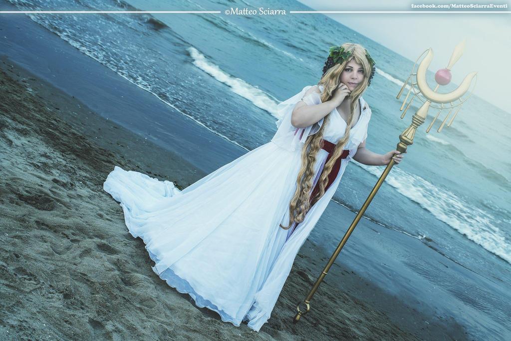 Great Priestess of Reim Empire: Scheherazade by MimiCosplay