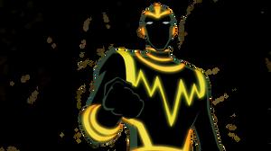 Living Laser EMH render
