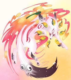 Okami Amaterasu