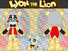 Animatronic Lyon by LadyGlitch