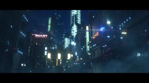 Dystopian nights by FabioMk