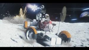 Moon Warfare by FabioMk