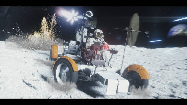 Moon Warfare