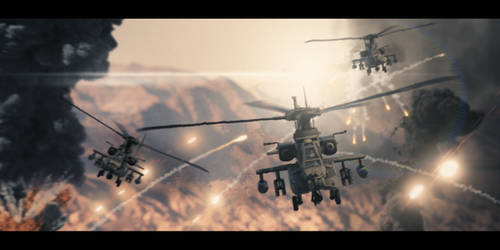 Apache by FabioMk