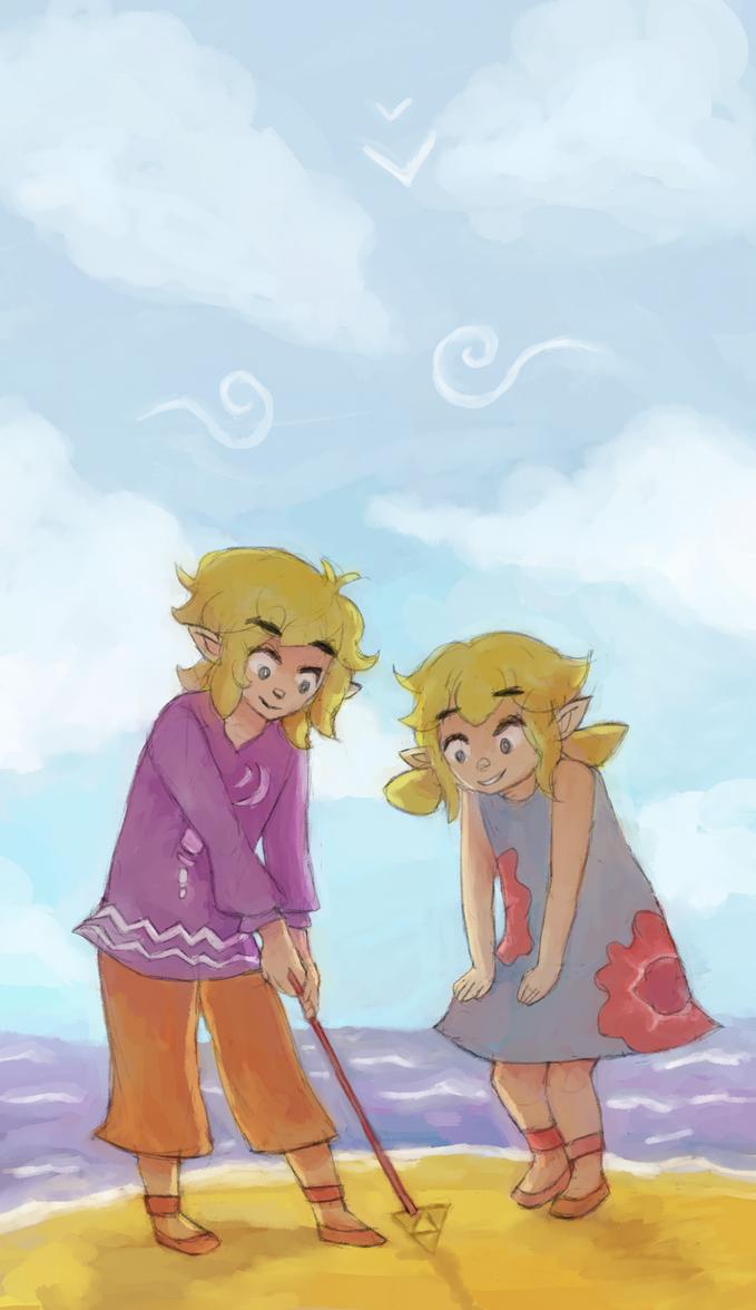 siblings by caelcestis