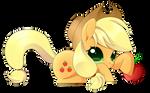 MLP - Chibi Apple Jack