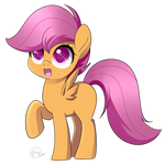 MLP Scootaloo