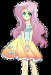 MLP - Human Fluttershy