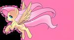 MLP - Chibi Fluttershy