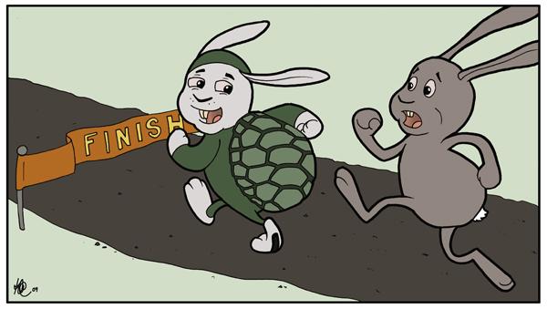 Wilkinson: Operation Tortoise by KilowattKatie
