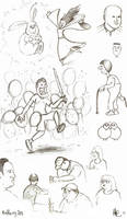BattleCry 2011 - sketches