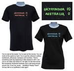 Gryffindor 10 - Australia 0
