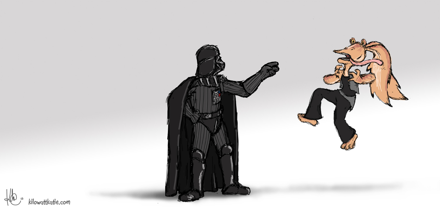 I find your lack of plot relevance disturbing