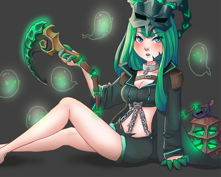 Thresh- girl version