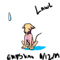 Hairless Dog lawl by EM0-Shino