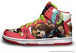 Haruhi Suzumiya Sneakers