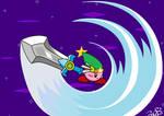 Ultra Sword Kirby