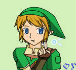 Link from TP/SSBB (Redone) by PikaKirby6595