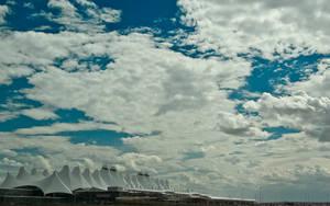 Clouds above Denver