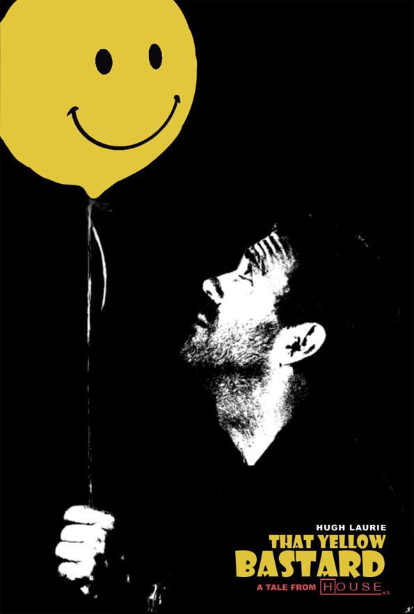 That Yellow Bastard by VeranMovil