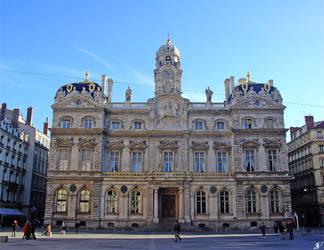 Lyon City Hall II by VeranMovil