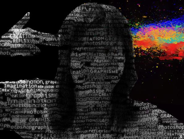 Colorful Suicide I by VeranMovil