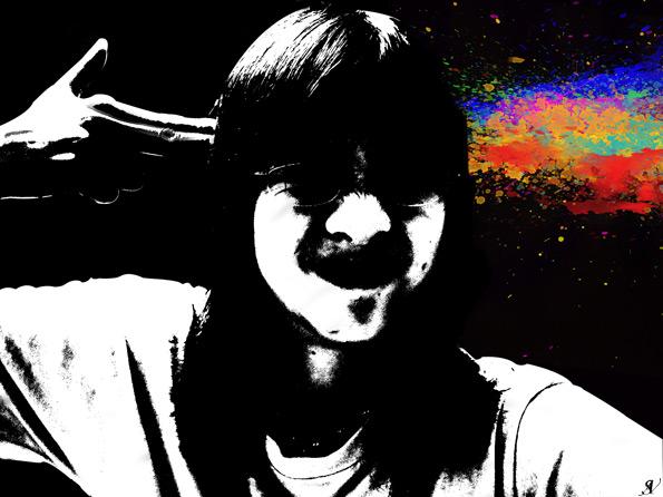 Colorful Suicide II by VeranMovil