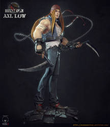 AXL  LOW - Retrogasm Competition