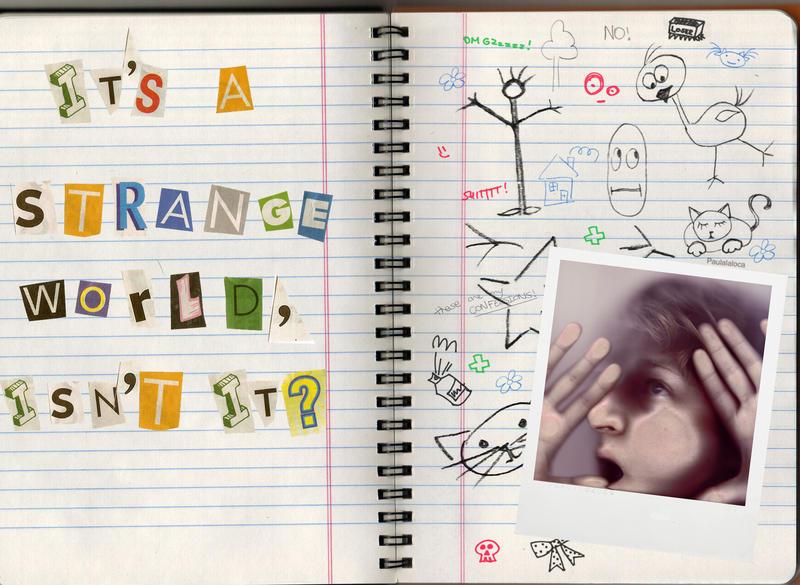 strange world by paulalaloca