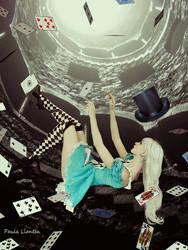 Alice in Wonderland by paulalaloca