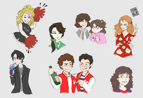 Heathers by Who-zzie