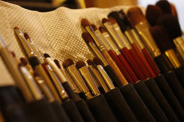 Brushes by bxybii9